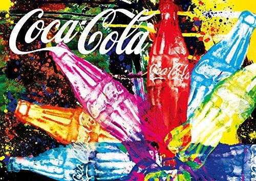 Buffalo Games Splash of Coca-Cola Large Jigsaw Puzzle 300 Piece by Buffalo Games