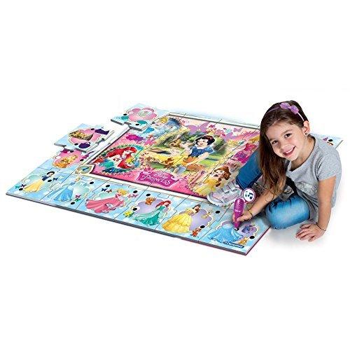 Disney Princess Giant Interactive Puzzle Mat by Disney Princess