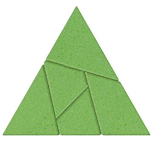 Goki Puzzle The Triangle Puzzle 5 Piece