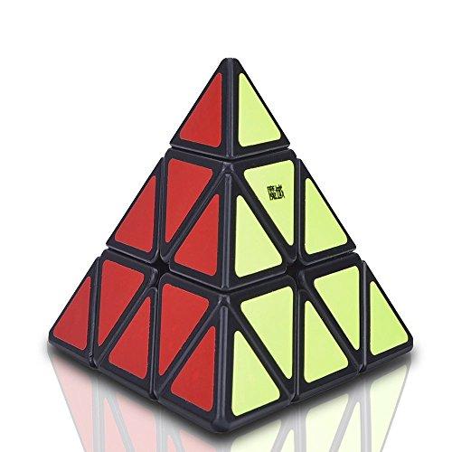 MoYu Pyraminx Pyramid Speed Cube Triangle PuzzlesBlack