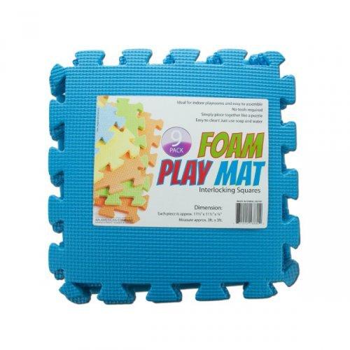 Ddi Interlocking Foam Play MatPack Of 24