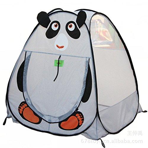 AnyshockAnimal SeriseLarge Space KidsChildren PlayHouse CastleTent with Panda Pattern for Indoor and Outdoor