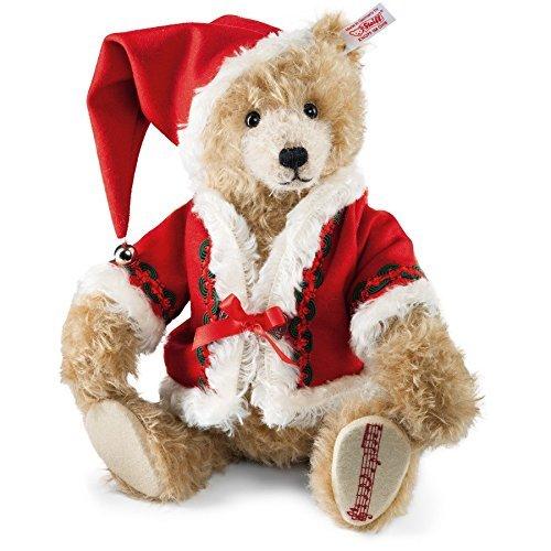 Steiff limited edition 2014 Christmas musical teddy bear