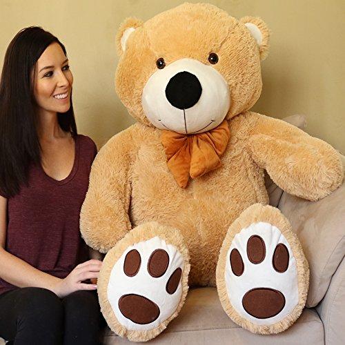 Yesbears Brand 5 Feet Giant Teddy Bear Ultra Soft Paws