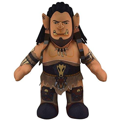 Bleacher Creatures Legendary Pictures Warcraft 10 Plush Figure Durotan