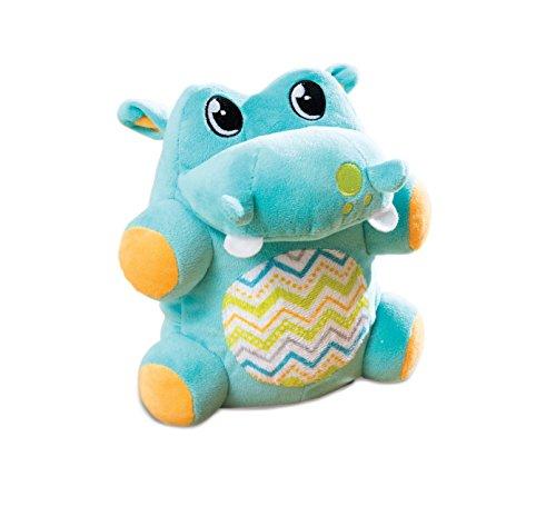 Kiddopotamus Jiggypotamus Interactive Plush Toy