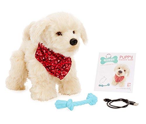 Georgie - Interactive Plush Electronic Puppy