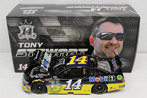 Lionel Racing Tony Stewart 14 Code 3 Associates 2016 Chevrolet SS NASCAR Diecast Car 124 Scale