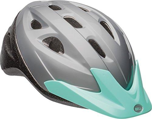 Bell Richter Youth Bike Helmet Solid Silver