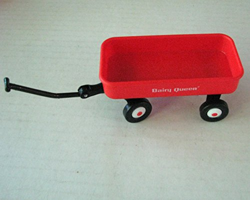 Dairy Queen Radio Flyer Wagon 4