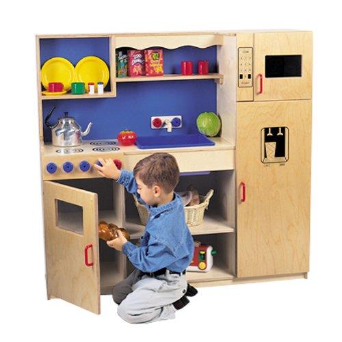Five-In-One Toy Kitchen For Children