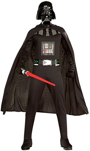 Rubies Costume Star Wars Complete Darth Vader Black X-Large Costume
