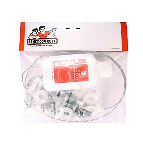 Super Chexx Dome Bolt Washer Kit
