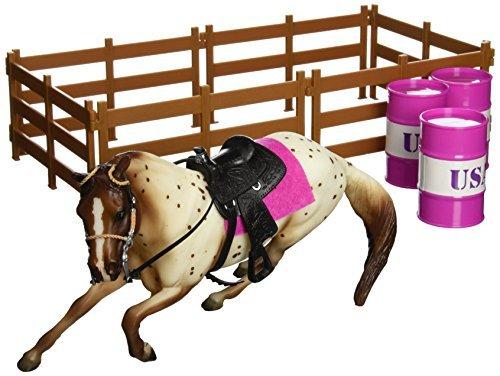 Breyer Barrel Racing Toy by Reeves Breyer Intl