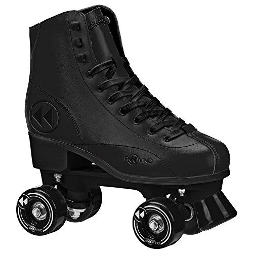 Rewind Traditional Indoor  Outdoor Skate Black Size 9