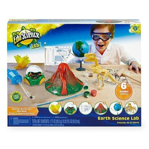 Edu Science EARTH SCIENCE LAB Educational Experiement Kit