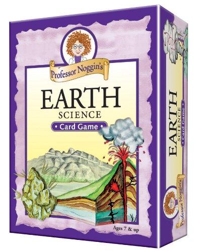 Educational Trivia Card Game - Professor Noggins Earth Science