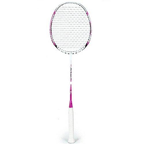 Bovillo Pink 100 Carbon Ultralight 82 G3 U Training Game1 Pieces Single Badminton Set