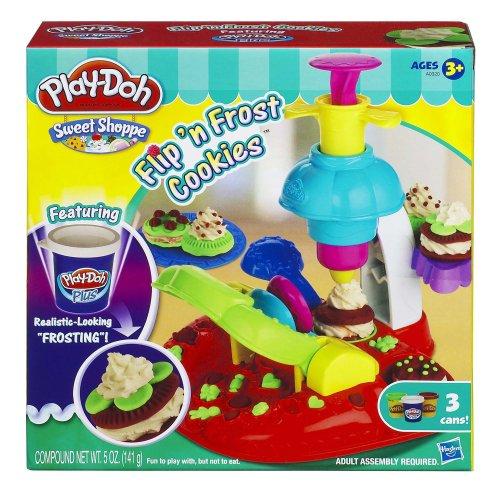 Play-Doh Sweet Shoppe Flip N Frost Cookies Set