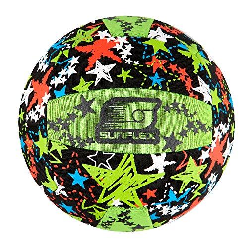 Sunflex Glow Beach Ball Size 5