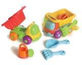 Castle Toys 1X Sand Dump Truck Set