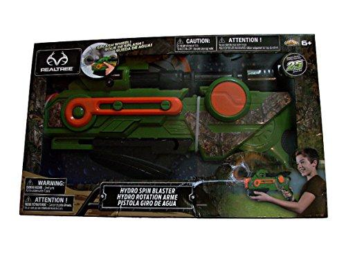 Realtree Camo Camouflage Hydro Spin Blaster Squirt Gun Water Gun Soaker