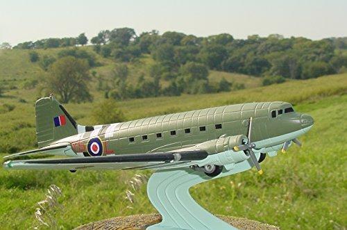 172 RAF Transport Command Operation Market Garden Arnhem 1944 WWII Douglas DC-3 C-47 Airplane NIB by Military Airplane