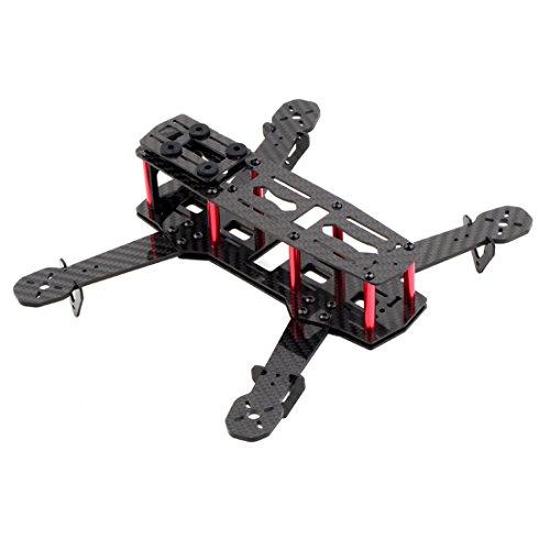 Tera FPV250 C250 Carbon Fiber Mini 250 FPV Quadcopter Frame H Quad Frame