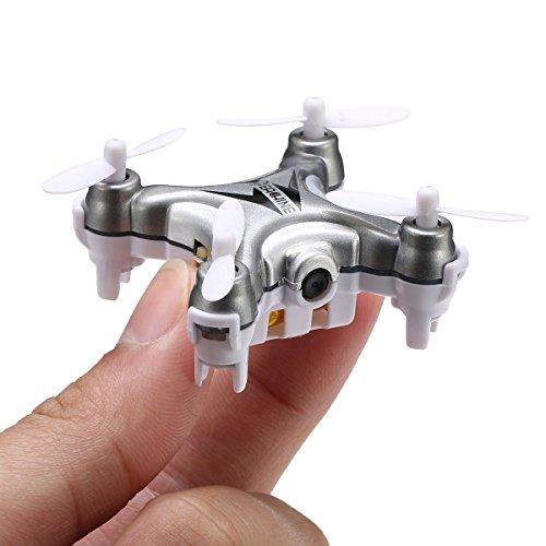 EACHINE E10C Mini Quadcopter With 20MP Camera Remote Control Nano Quadcopter Drone RTF Mode 2