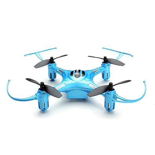 EACHINE H8S 3D Mini Quadcopter Drone Inverted Flight 3D Flip 360° Rolling Remote Control Nano Quadcopter RTF Mode 2 Blue
