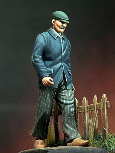 Pegaso Models 135 WWII Civilian Resin Figure Model Kit PT-039