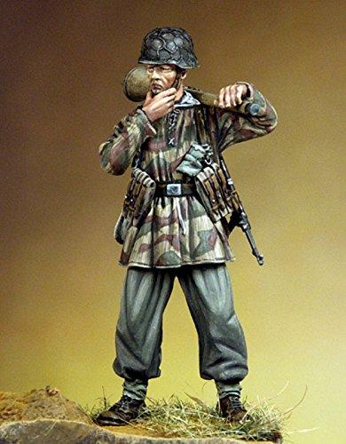 Pegaso Models 135 WWII Panzergrenadier 1941 Resin Figure Model Kit PT-041