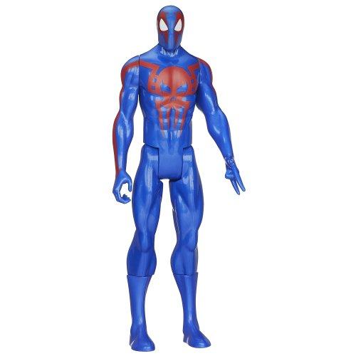 Marvel Ultimate Spider-Man Titan Hero Series Spider-Man 2099 Figure - 12 Inch