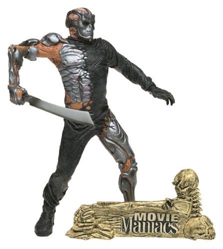 Jason X - Movie Maniacs Action Figure 2002