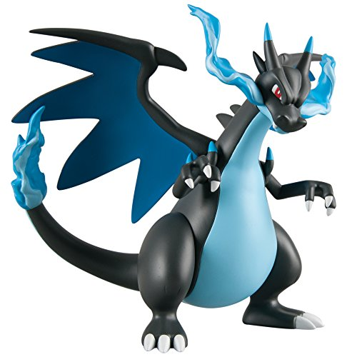 Pokémon Articulated Vinyl Figure Charizard X Discontinued by manufacturer