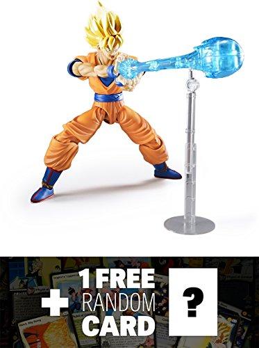 Super Saiyan Son Goku Dragonball Z x Figure-rise Standard Model Kit  1 FREE Official DragonBall Bundle
