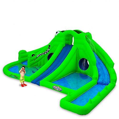 Blast Zone Ultra Croc Huge Inflatable Water Park by Blast Zone