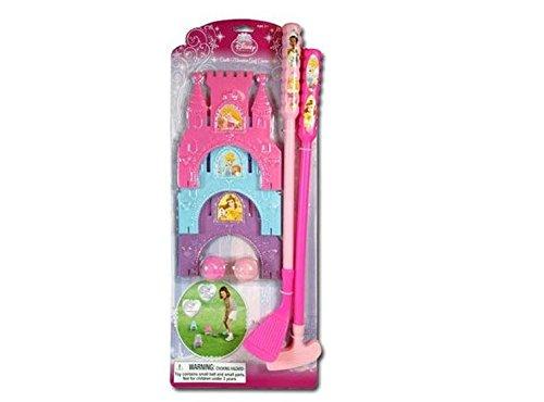 Disney Princess Castle Golf Set Toy