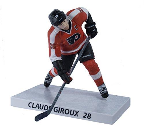 Premium Sports Artifacts Claude Giroux - NHL Philadelphia Flyers Collectible Figure 6