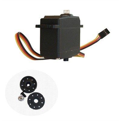 Arduino Compatible LS-8101F Servo - Metal Gear Digital by OSEPP