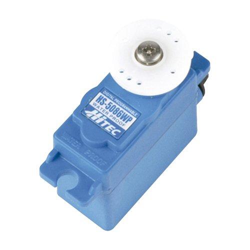 HiTec 35086W HS-5086WP Waterproof Digital ServoMetal GearDual BB