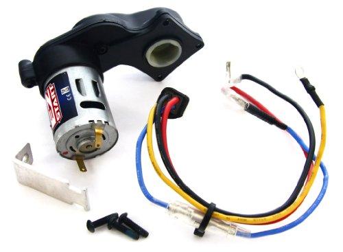Traxxas Nitro 4-Tec 33 Engine  EZ START MOTOR BACKPLATE WIRING HARNESS  box