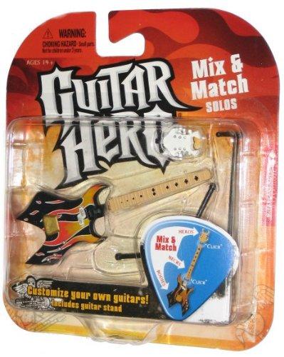McFarlane Toys Action Figure - Guitar Hero Solo Guitar Wave1 - WIDOWMAKER FLAMEROD