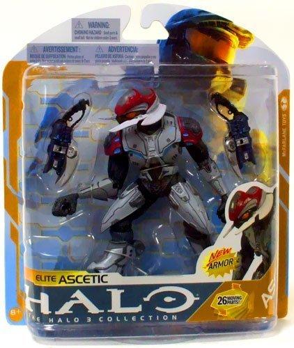 McFarlane Toys Action Figure - Halo Series 8 - ELITE ASCETIC SILVER