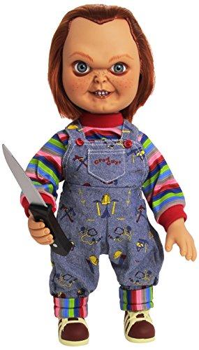 Mezco Toyz 15 Mega Good Guy Chucky Action Figure with Sound