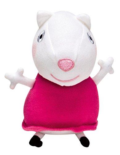 Peppa Pig 6 Plush Suzy Sheep Soft Toy with Sound