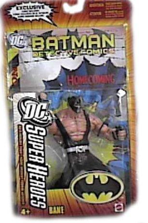 DC SUPERHEROES JUSTICE LEAGUE UNLIMITED Bane Figure
