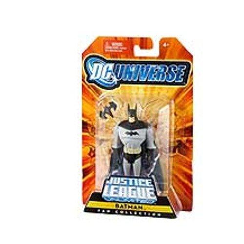 DC Universe Justice League Unlimited Fan Collection Action Figure Batman Black Grey