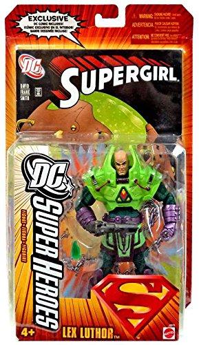 JUSTICE LEAGUE UNLIMITED DC SUPERHEROES LEX LUTHOR Figure