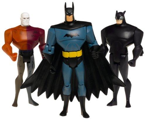 Justice League Basic Figures Wild Cat Metamorpho Batman 475